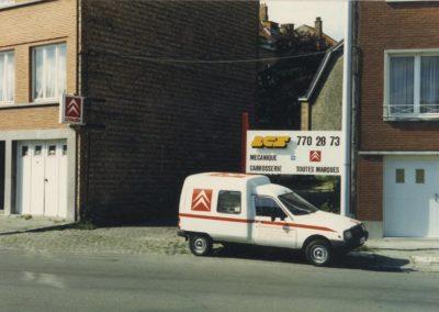 Garage BCS00007